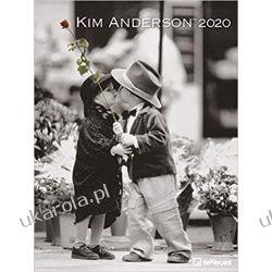 Kalendarz Kim Anderson 2020 Poster Calendar dzieci Kalendarze ścienne