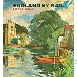 England by Rail 2020 Calendar Anglia koleją Pozostałe
