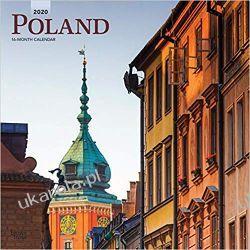 Poland 2020 Square Wall Calendar Polska