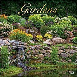 Gardens 2020 Square Wall Calendar ogrody Zagraniczne