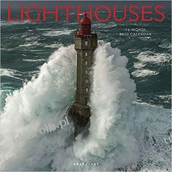 Lighthouses 2020 Wall Calendar latarnie morskie