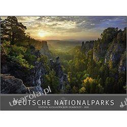 Edition Humboldt Deutsche Nationalparks 2020 Calendar niemieckie parki narodowe Książki i Komiksy