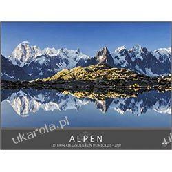 Kalendarz Edition Humboldt Alpen 2020 Calendar Alpy Góry Historyczne