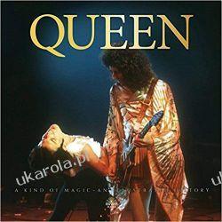 Queen A Kind of Magic Poradniki i albumy