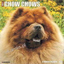 Just Chow Chows 2020 Wall Calendar Historyczne
