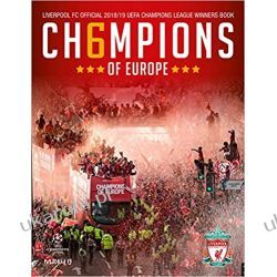 LIVERPOOL FC CH6MPIONS OF EUROPE Official Winners Book
