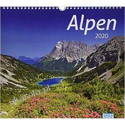 Kalendarz góry Bildkalender Alpen 2020 Calendar Alpy