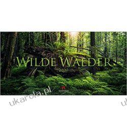 Kalendarz dziki las Wilde Wälder 2020 Calendar