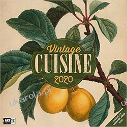 Vintage Cuisine 2020 Calendar