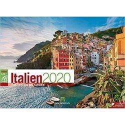 Kalendarz Włochy Italien ReiseLust 2020 Calendar Italia
