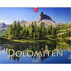 Kalendarz Góry Dolomiten 2020 Calendar