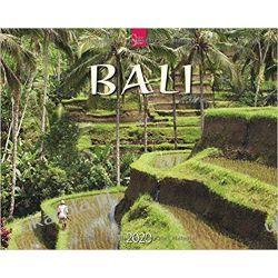 Kalendarz Bali 2020 Calendar Azja