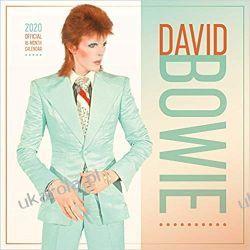 Kalendarz David Bowie 2020 Calendar