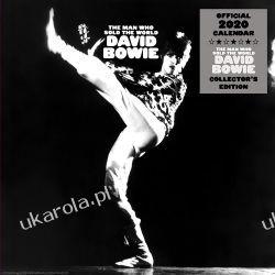 David Bowie Collectors Edition 2020 Calendar