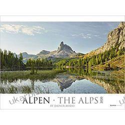 Alpen 2020 - XL-Bildkalender Calendar Alpy Zagraniczne