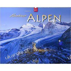 Kalendarz Alpy Abenteuer Alpen 2020 Calendar Góry