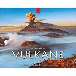 Kalendarz Vulkane 2020 Calendar Wulkany