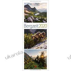 Bergzeit 2020 Góry Mountains Calendar