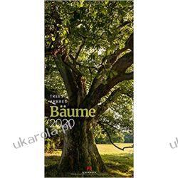 Kalendarz Drzewa Trees Bäume 2020 Calendar