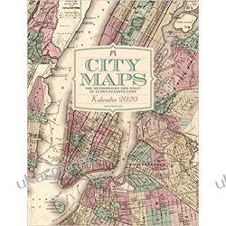 Kalendarz City Maps 2020 Calendar