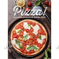 Kalendarz Pizza! 2020 Calendar