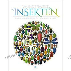 Kalendarz Owady Wunderwelt Insekten 2020 Calendar