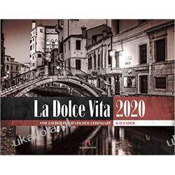 Kalendarz La Dolce Vita 2020 Calendar