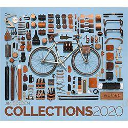 Kalendarz Collections - Jim Golden 2020 Calendar