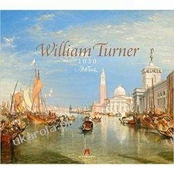 Kalendarz William Turner 2020 Calendar