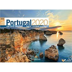 Kalendarz Portugalia Portugal ReiseLust 2020 Calendar