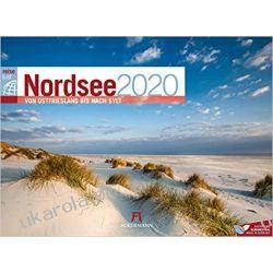 Kalendarz Morze Północne Nordsee ReiseLust 2020 Calendar Kalendarze ścienne