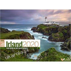 Kalendarz Irlandia Irland ReiseLust 2020 Ireland Calendar Fortyfikacje