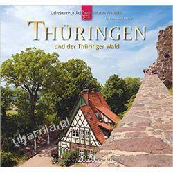 Kalendarz Turyngia 2020 Thuringia and the Thuringian Forest Calendar