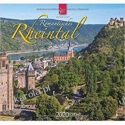 Kalendarz Romantyczna dolina Renu 2020 Calendar Pozostałe