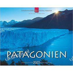 Kalendarz Patagonia 2020 Calendar Pozostałe