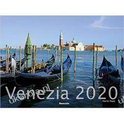 Kalendarz Wenecja Włochy Venice 2020 Calendar