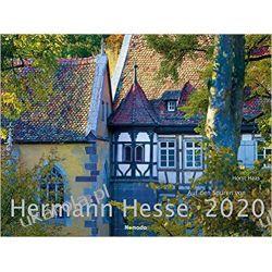 Kalendarz In the footsteps of Hermann Hesse 2020 Calendar
