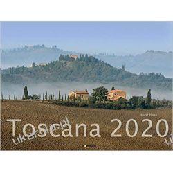 Kalendarz Toskania Włochy Toscana 2020 Tuscany Calendar  Historyczne