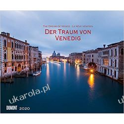 Kalendarz Wenecja The dream of Venice 2020 Calendar
