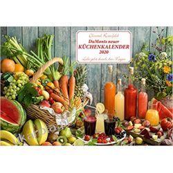 Kalendarz Kitchen 2020 Kuchnia Calendar Seriale
