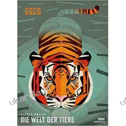 Kalendarz Dieter Braun: The world of animals 2020 Calendar
