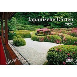 Kalendarz Ogrody Japońskie Japanese gardens 2020 Calendar Kalendarze ścienne
