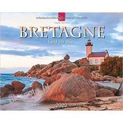 Kalendarz Bretania 2020 Calendar Aktorzy i artyści
