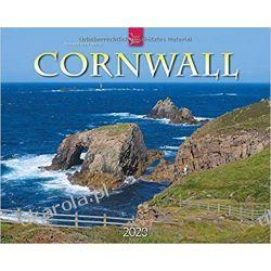 Kalendarz Kornwalia Anglia 2020 Cornwall and the southwest of England Calendar Kalendarze ścienne