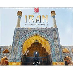 Kalendarz Iran 2020 Calendar Kalendarze ścienne