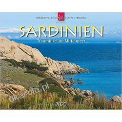 Kalendarz Sardynia Sardinia 2020 Calendar Aktorzy i artyści