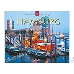 Kalendarz Hamburg 2020 Calendar Kalendarze ścienne