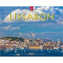 Kalendarz Lizbona Lisbon 2020 Calendar Marynarka Wojenna