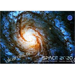 Space 2020 Wall Calendar Views from the Hubble Telescope kosmos