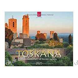 Kalendarz Toskania 2020 Toskana Tuscany Calendar Pozostałe